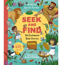 The Good Book Company Seek and Find: Old Testament Bible Stories