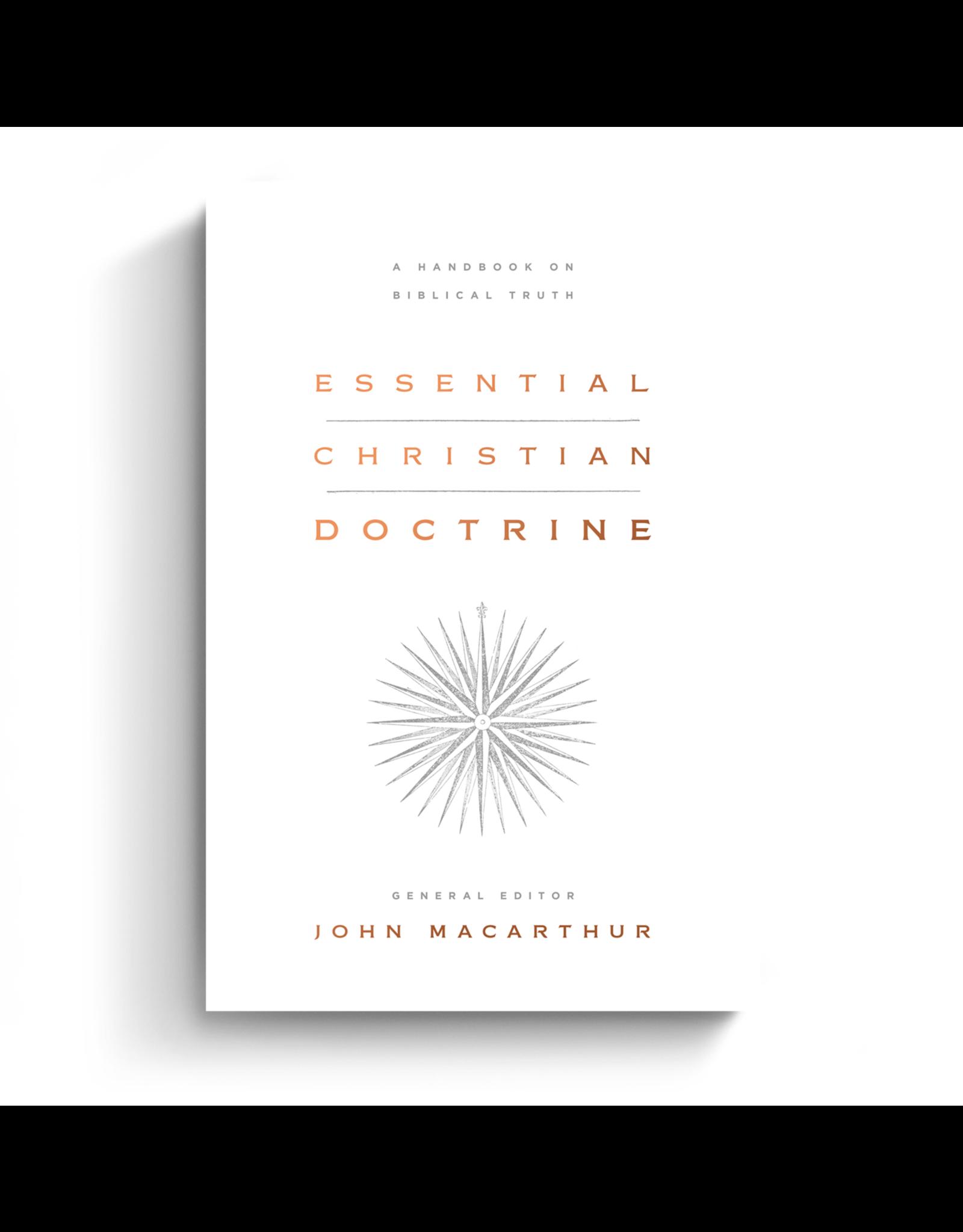 Crossway / Good News Essential Christian Doctrine: A Handbook on Biblical Truth
