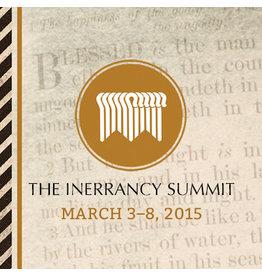 GCC Shepherd's Conference Inerrancy Summit Complete CD Set 2015
