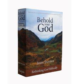 Media Gratiae Behold Your God: Rethinking God Biblically DVD Set