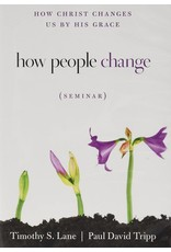 New Growth Press How People Change: How Christ Changes Us By His Grace, Seminar DVD