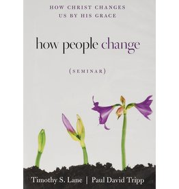 New Growth Press How People Change DVD