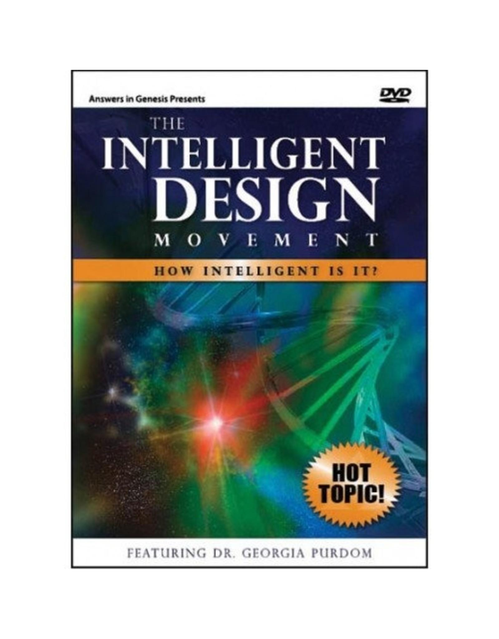 The Intelligent Design Movement: How Intelligent Is It? DVD