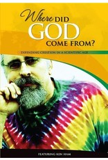 Answers in Genesis (AiG) / Master Books Where Did God Come From? Defending Creation In A Scientific Age (DVD)