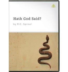 Ligonier / Reformation Trust Hath God Said? DVD