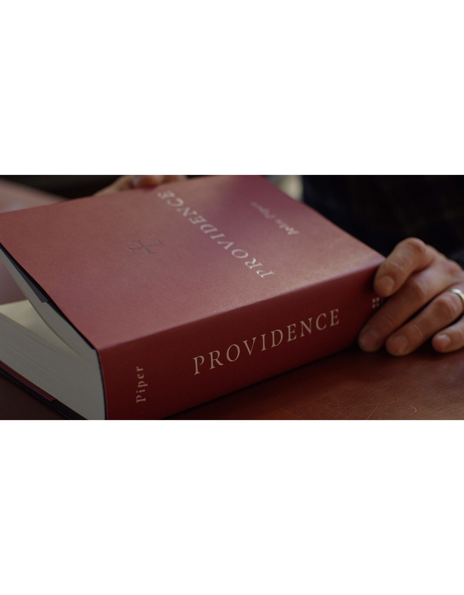 Crossway / Good News Providence by John Piper
