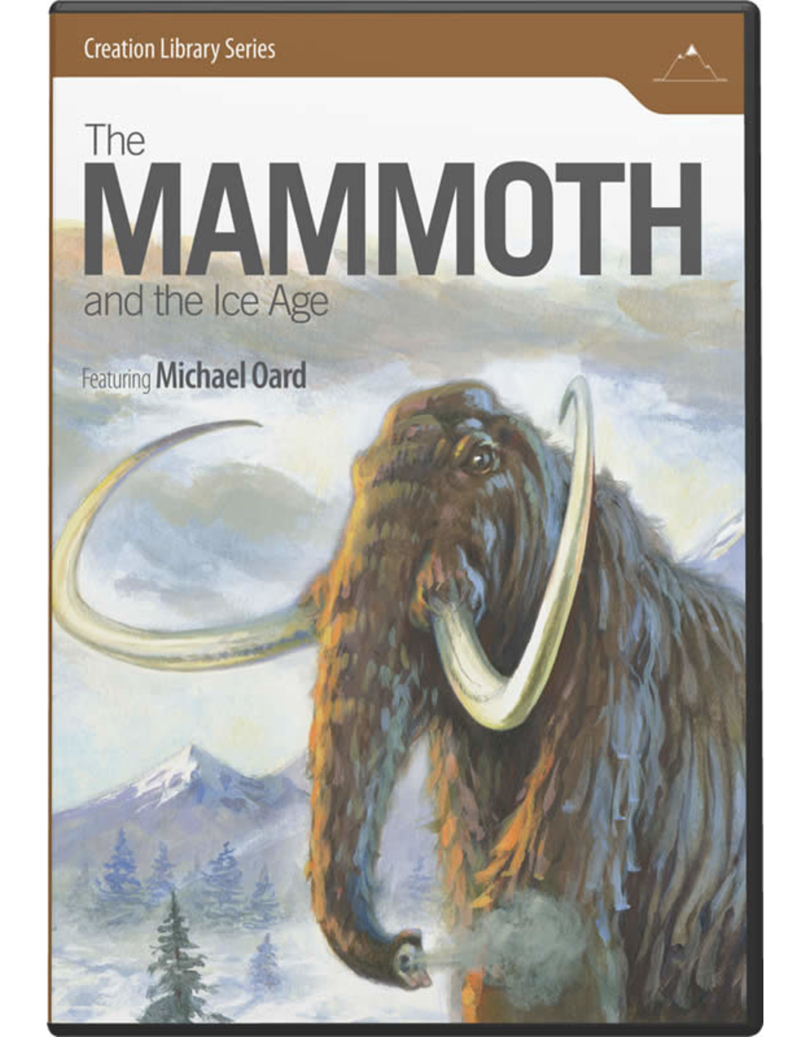 Answers in Genesis (AiG) / Master Books The Mammoth and the Ice Age (DVD)
