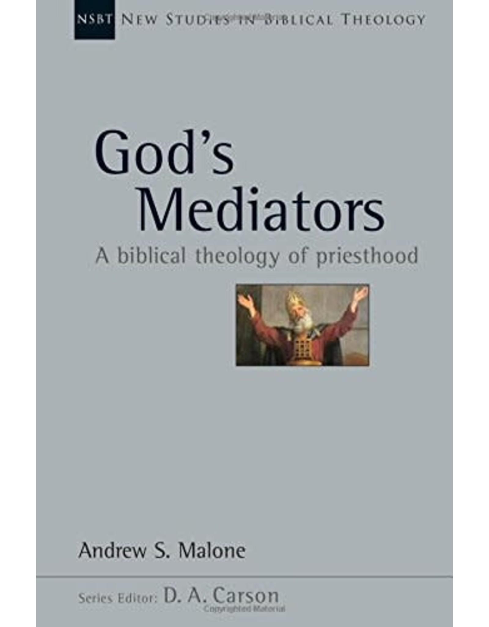 InterVarsity Press (IVP) God's Mediators: A Biblical Theology of Priesthood (New Studies in Biblical Theology)