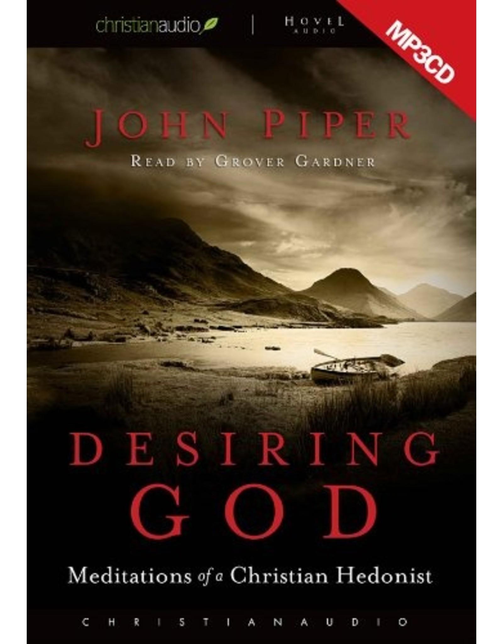 Hovel Audio Desiring God (MP3 Audio Book)