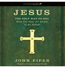 Hovel Audio Jesus the Only Way to God (Audio CD)