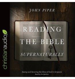 Christian Audio (christianaudio) Reading the Bible Supernaturally (Audio CD)