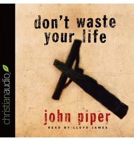 Hovel Audio Don't Waste Your Life (Audio CD)