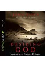 Hovel Audio Desiring God: Meditations of a Christian Hedonist (Audio CD)