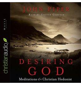 Hovel Audio Desiring God (Audio CD)