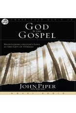 Hovel Audio God is the Gospel: Meditations on God's Love as the Gift of Himself (Audio CD)