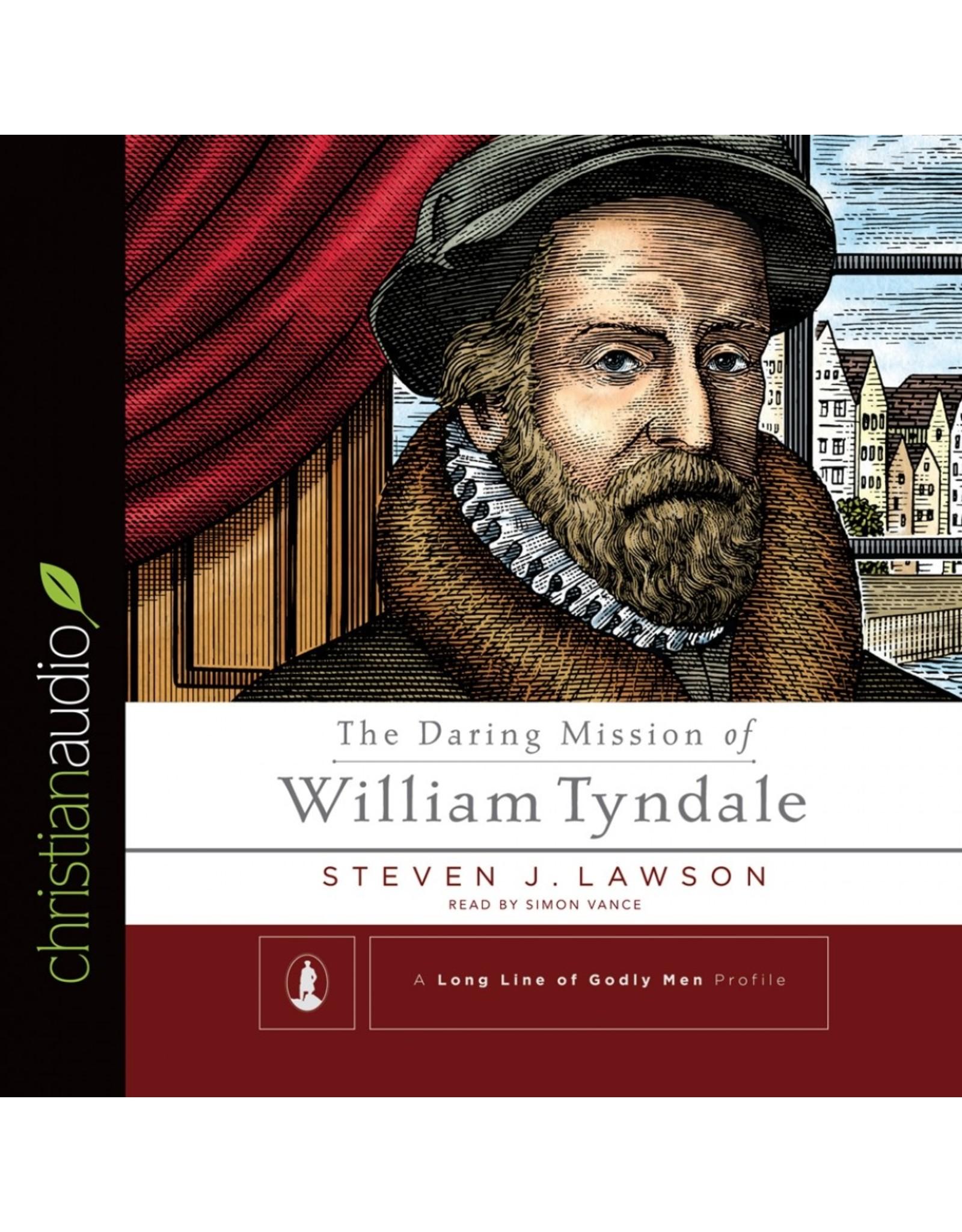 Daring Mission of William Tyndale (Audio CD)