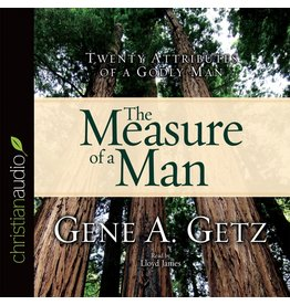 Hovel Audio The Measure of a Man (Audio CD)