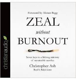 Christian Audio (christianaudio) Zeal without Burnout (Audio CD)
