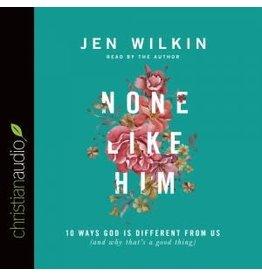 Christian Audio (christianaudio) None Like Him (Audio CD)