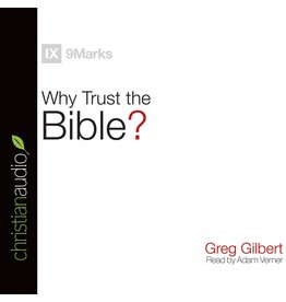 eChristian Why Trust the Bible? (Audio CD)