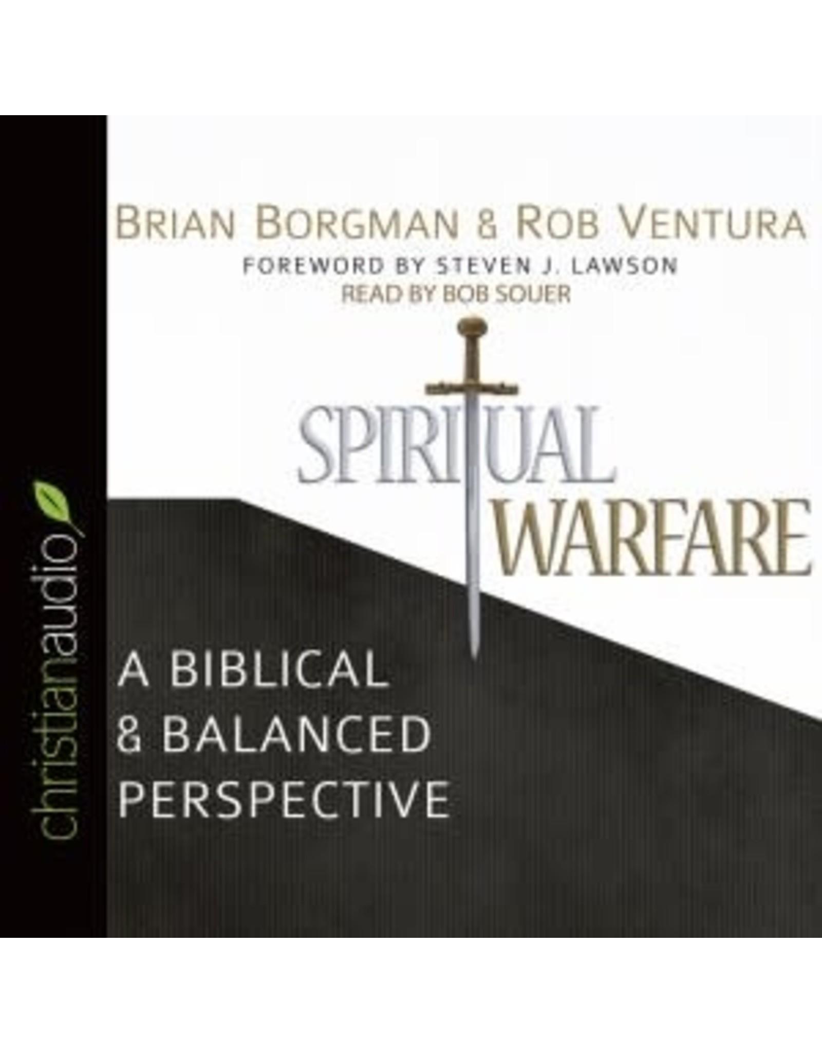Christian Audio (christianaudio) Spiritual Warfare: A Biblical and Balanced (Audio CD)
