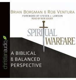 Christian Audio (christianaudio) Spiritual Warfare (Audio CD)