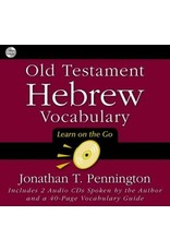 Harper Collins / Thomas Nelson / Zondervan Old Testament Hebrew Vocabulary: Learn on the Go (Audio CD)