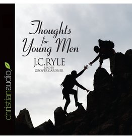 Hovel Audio Thoughts for Young Men (Audio CD)