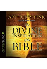 eChristian The Divine Inspiration of the Bible (Audio CD)