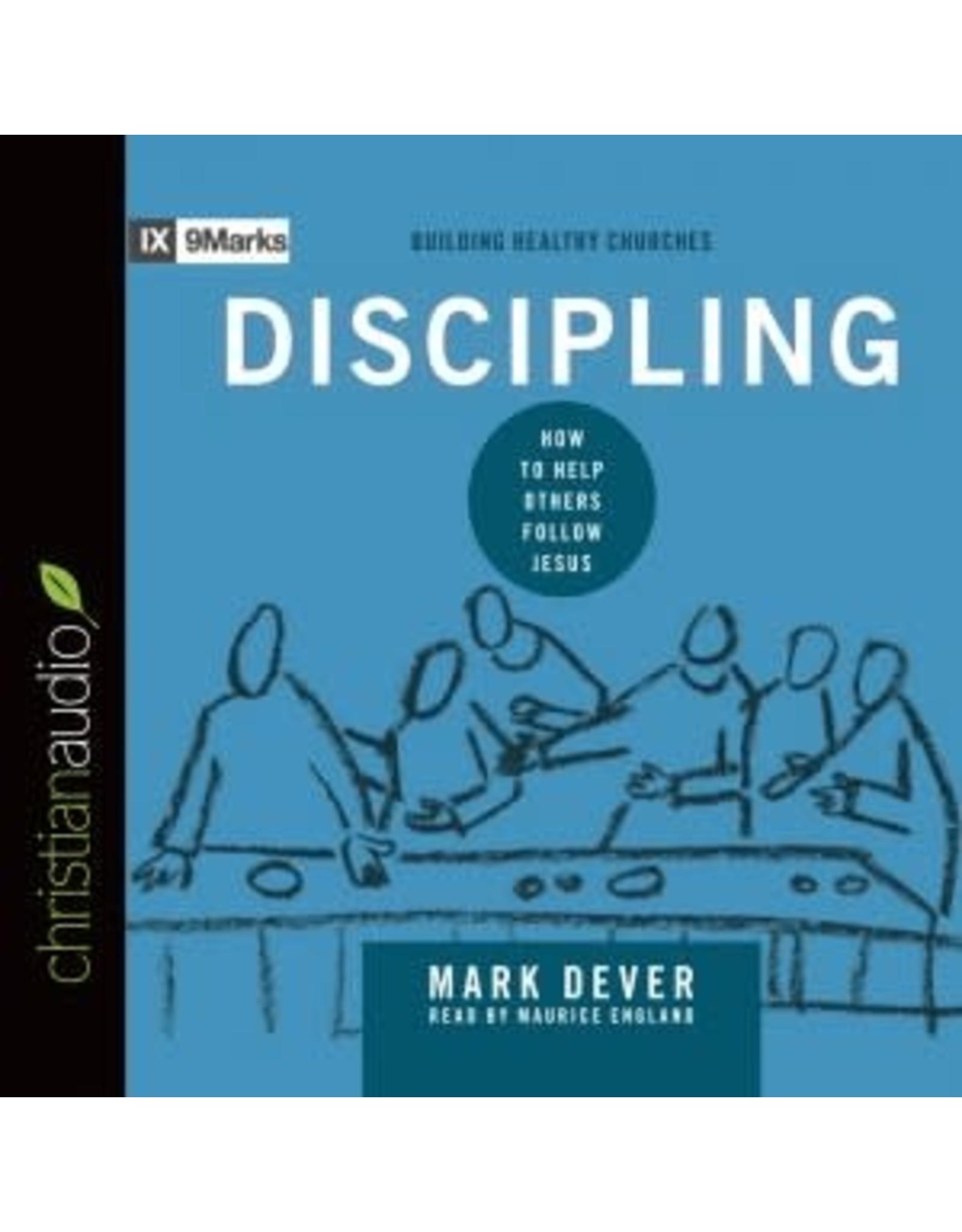 Christian Audio (christianaudio) Discipling: How To Help Others Follow Jesus (Audio CD)