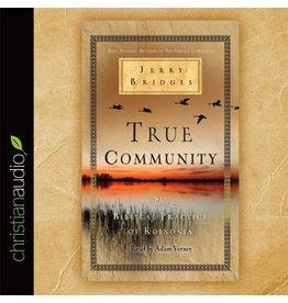 eChristian True Community (Audio CD)
