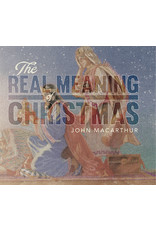 Grace to You (GTY) The Real Meaning of Christmas (Audio CD)