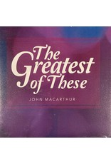 Grace to You (GTY) The Greatest of These (Audio CD)
