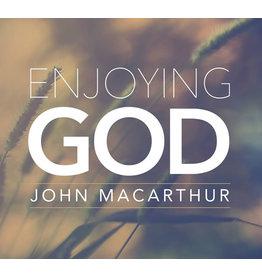 Grace to You (GTY) Enjoying God (Audio CD)