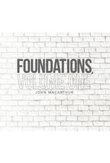 Grace to You (GTY) Foundations Volume One (Audio CD)