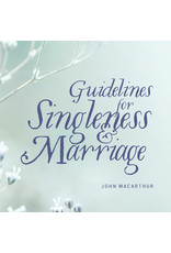 Grace to You (GTY) Guidelines for Singleness and Marriage (Audio CD)