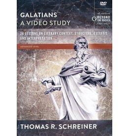 Harper Collins / Thomas Nelson / Zondervan Galatians, A Video Study (DVD)