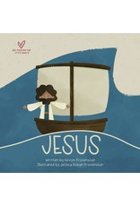 """Crossway / Good News Jesus: """"A Theological Primer Series"""" (Big Theology for Little Hearts) Board book"""