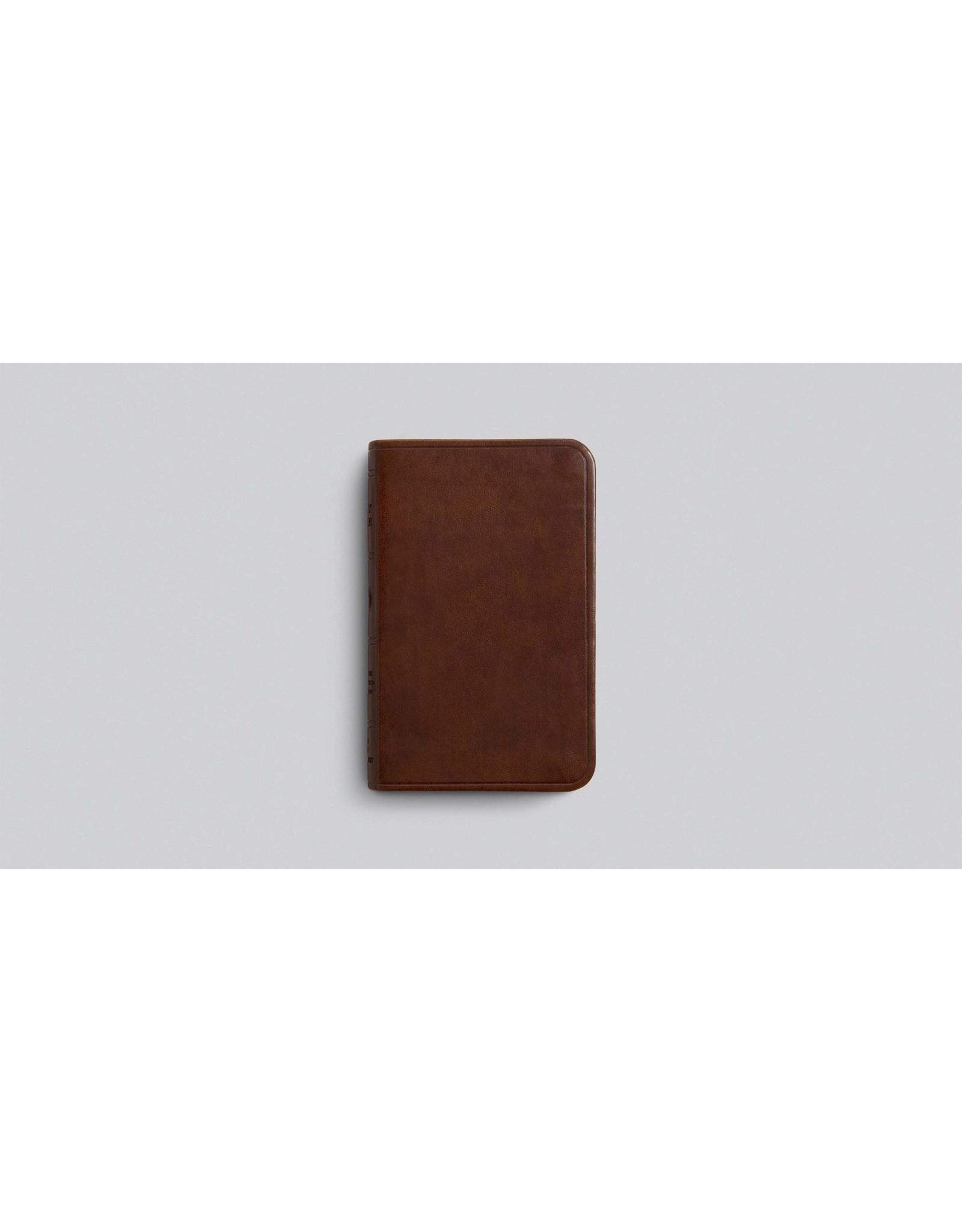Crossway / Good News ESV Vest Pocket NT with and Psalms Proverbs (Trutone, Chestnut)