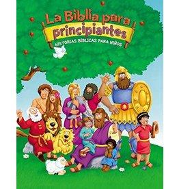 Harper Collins / Thomas Nelson / Zondervan Span-Beginner's Bible (La Biblia para principiantes: Historias bíblicas para niños)