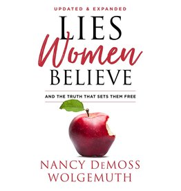 Moody Publishers Lies Women Believe (Hardcover)