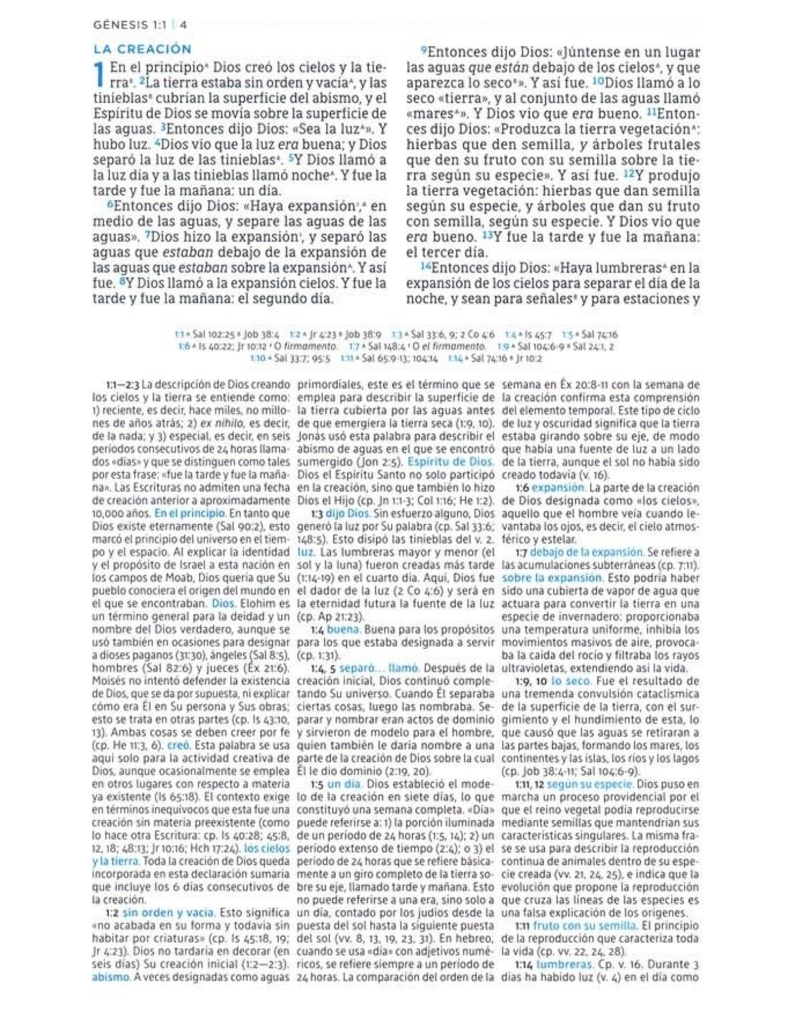 Vida NBLA Biblia de Estudio MacArthur, Leathersoft, Cafe, Interior a dos colores, con indice (NBLA MSB 2nd Edition Leathersoft Brown, Thumb Indexed Span)