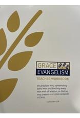 Grace Community Church (GCC) Grace Evangelism  - Teacher's Manual (NEW)