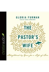 eChristian The Pastor's Wife: Strengthened by Grace for a Life of Love (Audio CD)