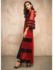 Zainab Chottani ZC-Raven Rosso