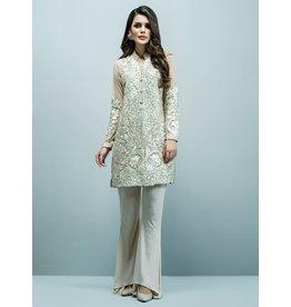 Zainab Chottani ZC-Ivory Gardenia