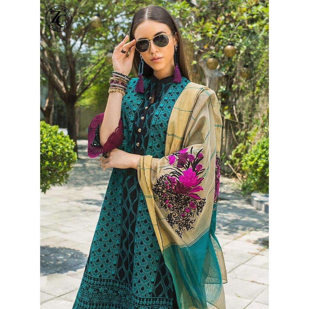 Zainab Chottani ZC-Chikankari 4A