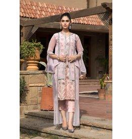 Wahaj M Khan WK12-Pink net jacket