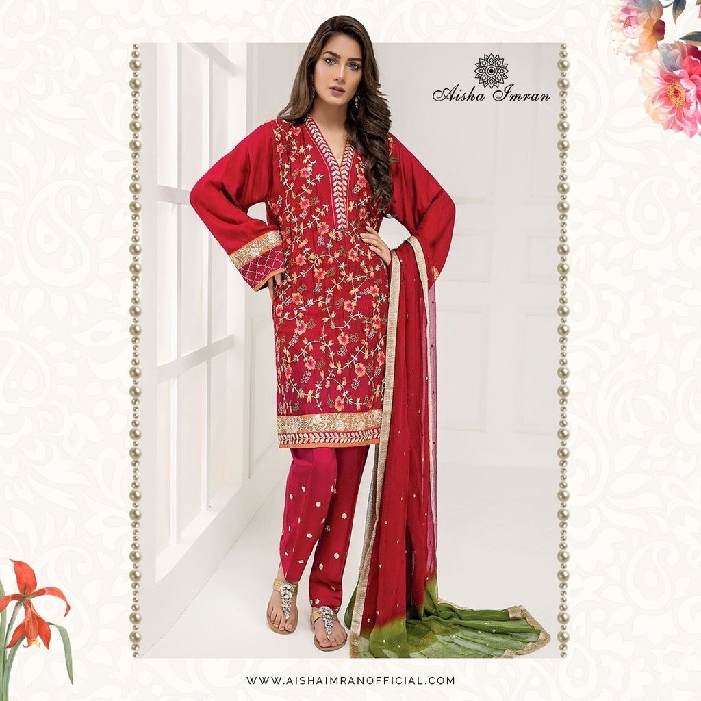 Aisha Imran Eid collection-2019-AI11