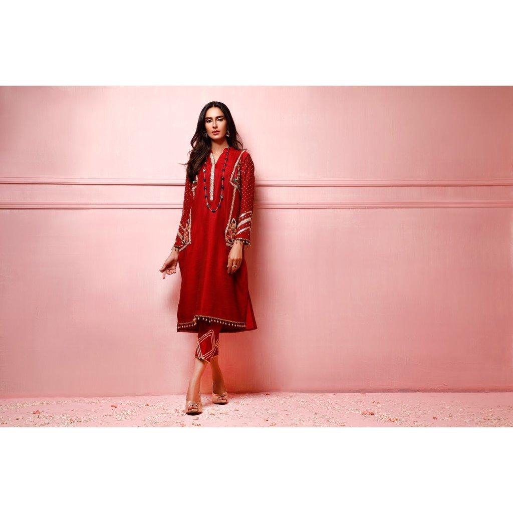 Wahaj M Khan Red Rouge